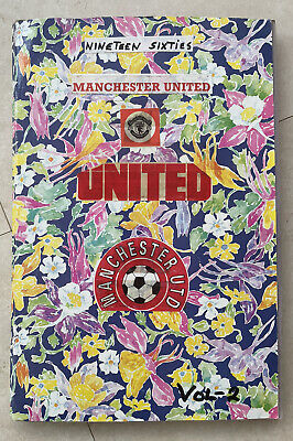 £89.99 • Buy Superb Manchester United  Scrapbook 1968 With Rare Real Madrid Away Ticket And..