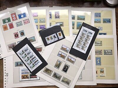 £4.99 • Buy Nice Collection Of Guernsey Stamps, Full Sets MNH , See Photos