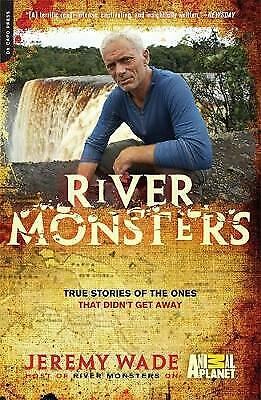 £3.41 • Buy River Monsters: True Stories Of The Ones That Didn't Get Away