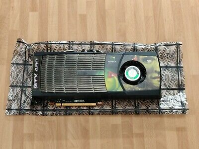 £45 • Buy GeForce GTX 480 Graphics Card 1.5 GB GDDR5 (Point Of View)