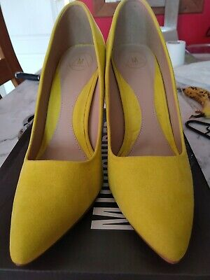 £4.99 • Buy Missguided Yellow Shoes Size 7