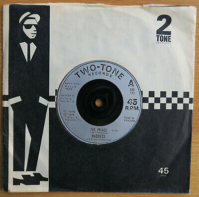 £15 • Buy Madness – The Prince / Madness – Two Tone – Ex
