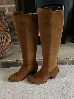 £93 • Buy Fairfax And Favor Belgravia Boots, Tan, UK6, Excellent Condition, With Bags/box