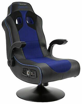 £99.95 • Buy X Rocker Gaming Chair Adrenaline - PS4 & Xbox One - See My Buy It Now
