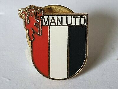 £6.90 • Buy Manchester United Pin Badge Crested MUFC Man Utd Memorabilia Busby Vintage Rare