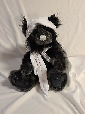 £45.66 • Buy Bandage By Charlie Bears 2021 Collection Halloween Mummy Bear