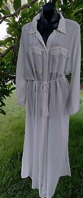 AU220 • Buy Spell And The Gypsy Dress S/m White Shirt Dress With Tassel Belt