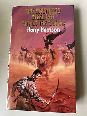 £2.10 • Buy The Stainless Steel Rat Sings The Blues (Bantam Spectra Bo... By Harrison, Harry