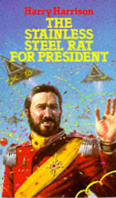 £1.40 • Buy The Stainless Steel Rat For President By Harry Harrison (Paperback, 1988)