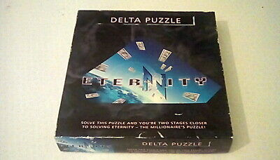 £5 • Buy Eternity Delta Puzzle - 14 Piece Brain Teaser Packing Puzzle
