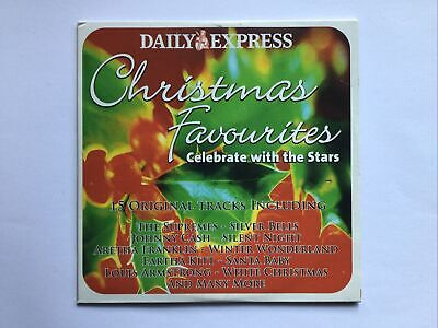 £0.99 • Buy Christmas Favourites - Celebrate With The Stars - CD