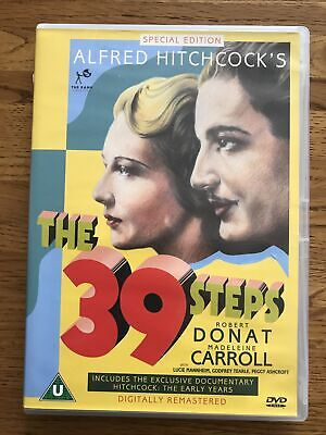 £1 • Buy The 39 Steps Special Edition (DVD) (1935) Robert Donat - Alfred Hitchcock (DIR)