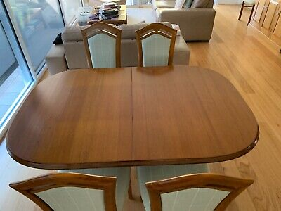 AU80 • Buy Kinross Extendable Dining Table And 6 Chairs