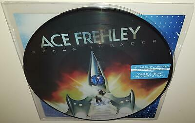 £35.34 • Buy Ace Frehley Space Invader (2018 Reissue) Brand New Limited Picture Disc Vinyl Lp