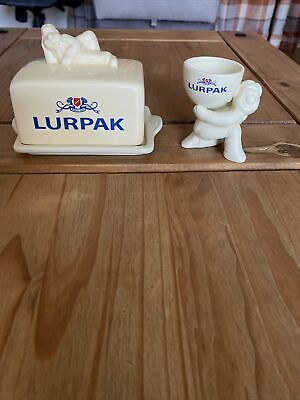 £14 • Buy Lurpakbutter Dish And 1 Egg Cup