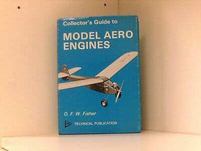 £27.90 • Buy Collector's Guide To Model Aero Engines Fisher, O.F.W.: