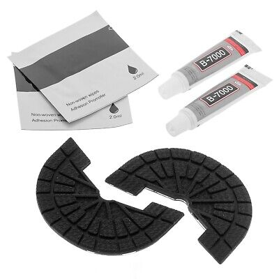 £8.14 • Buy Rubber Sole Protector Replacement Kit Size 7.5 - 8 AUS Adhesive Shoe Repair