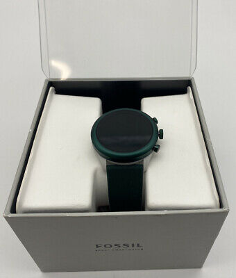 AU91.86 • Buy Fossil Men's Sport Touchscreen Smartwatch DW9F2 Blue Boxed | FAST SHIPPING
