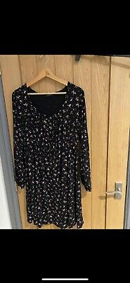 £4.80 • Buy Yours Floral Dress Size 16