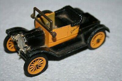 £2.20 • Buy Dinky Toys - Yellow & Black MODEL T FORD - Diecast Car - Gerry Anderson Gabriel