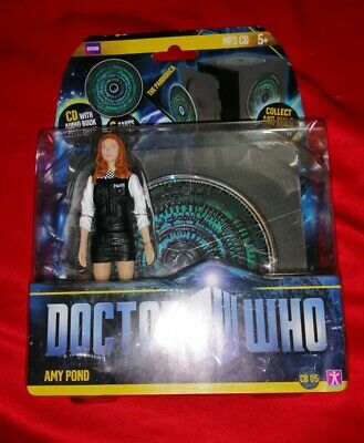 £15 • Buy Doctor Who Amy Pond Police Uniform 5 Inch Figure Original Packaging Dr Who