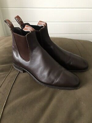 AU300 • Buy RM Williams Craftsman Boots - Chestnut Yearling