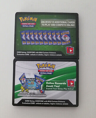AU7.50 • Buy 50x Pokemon TCG Online Booster Code Cards Mixed Select - Emailed Or Messaged