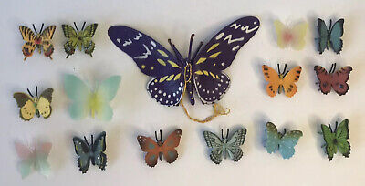 £0.99 • Buy Plastic Butterflies Bundle Childs Insects/Toys Bundle Of 13 Items