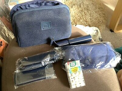 £9 • Buy Vintage Continental Airlines Travel Amenity Kit