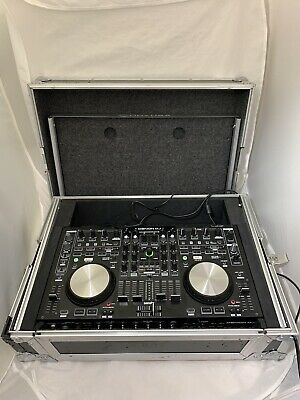 View Details Denon DJ MC6000MK2 Professional Digital Mixer And Controller CASE INCLUDED • 600$