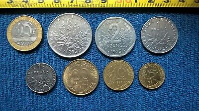 £0.99 • Buy S-JOB LOT OF FOREIGN / France Coins