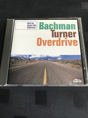 £2 • Buy BACHMAN TURNER OVERDRIVE. Roll On Down The Highway CD.