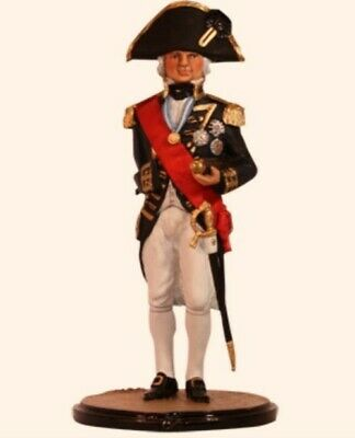 £9.99 • Buy 90mm  Lord Admiral Nelson Metal Model Kit By Tradition Of London