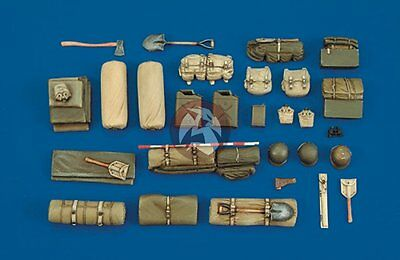 $53.81 • Buy Royal Model 1/35 M18 Hellcat Tank Destroyer WWII Stowage & Accessories Set 338