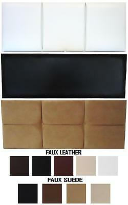 £32.40 • Buy All Designs All Colours All Sizes Headboards Bargain!!