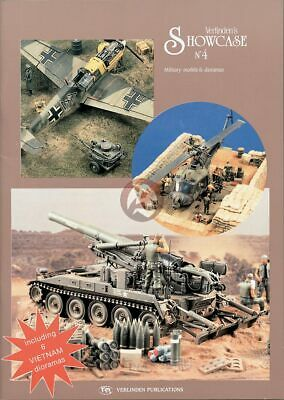 $7.80 • Buy Verlinden Book Showcase No.4 Military Models And Dioramas [Paperback] 449