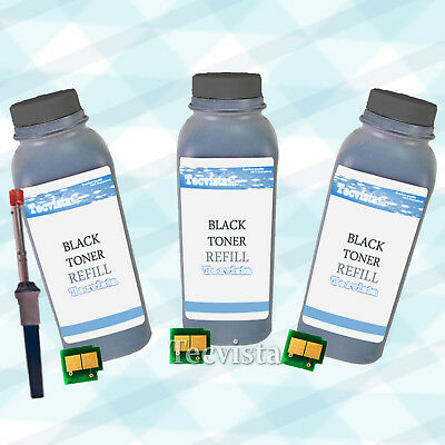 $ CDN34.50 • Buy 3 Non-OEM Black Toner Refill For Q6470A For Use In HP CP3505DN CP3505N CP3505X