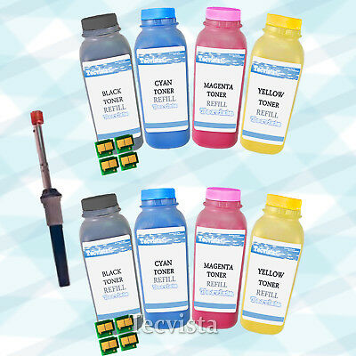 $ CDN114.50 • Buy 8P Non-OEM Toner Refill For Q6470A-73A For Use In HP 3600 3600n 3600dn W/CHIP