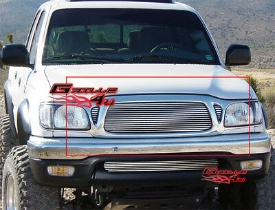 $57 • Buy Fits Toyota Tacoma Billet Grille Insert 01-04
