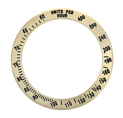 $ CDN1208.05 • Buy Bezel Insert For Rolex Daytona 116509 116520 116523 116589 116599 18ky Real Gold