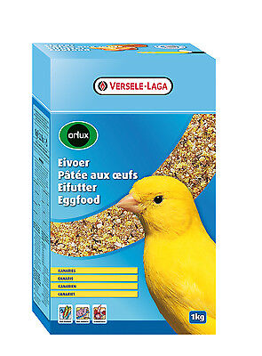 £9.50 • Buy Orlux Canary Egg Food 1kg Versele Laga Eggfood Canaries Small Birds Finches