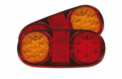 AU88 • Buy Roadvision Boat Trailer Combination Light Lamp. 1 Pair, Submersible 162x80mm