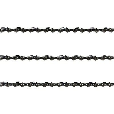 AU69 • Buy 3x Chainsaw Chains Semi Chisel 3/8 063 84DL For Stihl 24  Bar 066 MS660 034 038