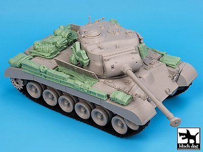 $32.98 • Buy Black Dog 1/35 M26 Pershing Heavy Tank Accessories Set (for Hobby Boss) T35060