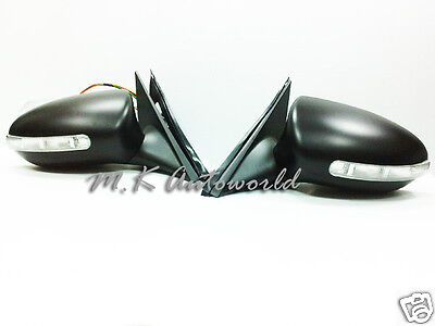 $314.99 • Buy BMW E60 E61 M M5 Style Power Fold Side Mirror--WITH TURN SIGNAL