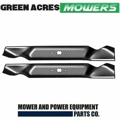 AU40.80 • Buy 38 Inch Blades Mtd Ride On Mower 6 Point Centre Hole 942-0654 Harderned Blades