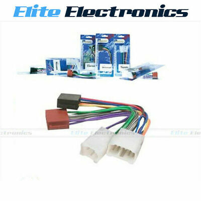 iso wiring harness loom connector for toyota camry celica corolla echo  hilux • 14 55au