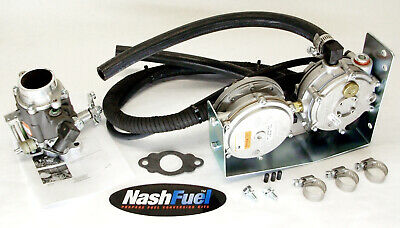 AU574.52 • Buy Impco Propane Complete Conversion Kit For Toyota 4y Engines Replace Aisan System