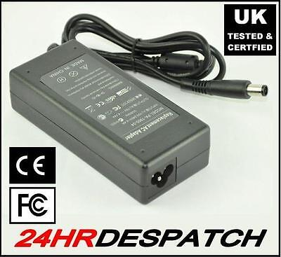 £14.25 • Buy Hp Compac 6730s Spares 463955-001 Laptop Charger Ac Adapter 19v 4.74a 90w Mains