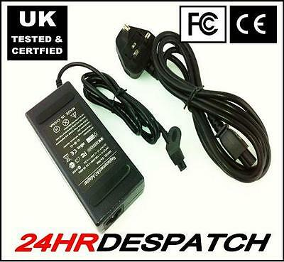 FOR DELL 06G356 PA-1900-05D CHARGER AC ADAPTER 20V 4.5A Includng 3 Pin UK AC Plu • 13.49£